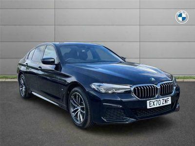 used BMW 530 e M Sport Saloon