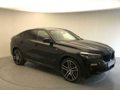 used BMW X6 xDrive30d MHT M Sport 5dr Step Auto suv 2020