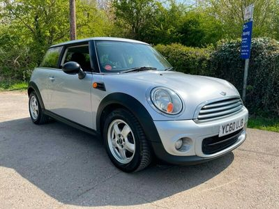 used Mini One D  Hatch 1.63dr SERVICE HISTORY 3 MONTHS WARRANTY
