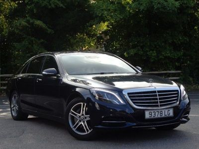 used Mercedes S350L S ClassSE 3.0 4dr