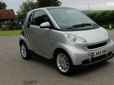 used Smart ForTwo Coupé PASSION MHD