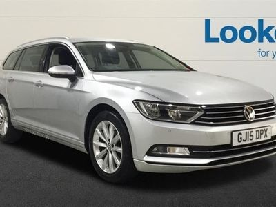 used VW Passat 2015 Chester 1.6 Tdi Se 5Dr