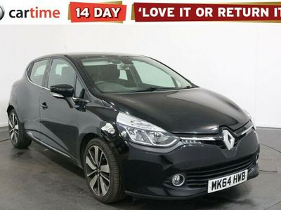 used Renault Clio 0.9 DYNAMIQUE S MEDIANAV ENERGY TCE S/S 5d 90 BHP Your dream car can become a reality with cartime's fantastic finance deals.