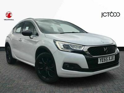 used DS Automobiles DS4 Crossback BLUEHDI S/S 1.6 5dr