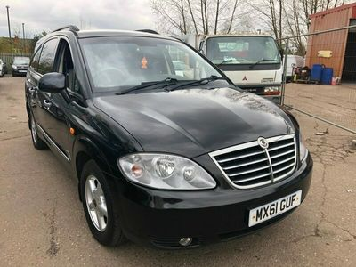 used Ssangyong Rodius 270 S 5dr