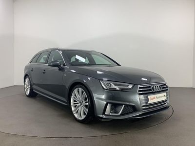 used Audi A4 Avant S line 40 TFSI 190 PS S tronic 2.0 5dr