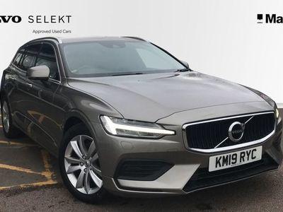 used Volvo V60 2019 Welwyn Garden City 2.0 D3 Momentum 5dr