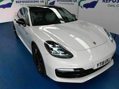 used Porsche Panamera Turbo S 4.0 V8 E-Hybrid 14kWh PDK 4WD (s/s) 4dr