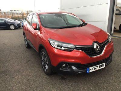 used Renault Kadjar 1.5 Dci Dynamique S Nav 5Dr Edc
