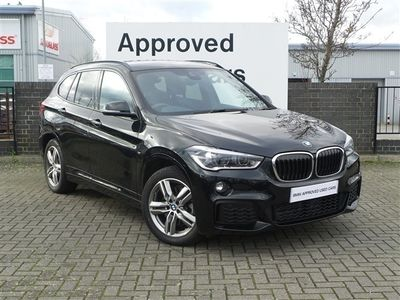 used BMW X1 DIESEL ESTATE xDrive 20d M Sport 5dr Step Auto