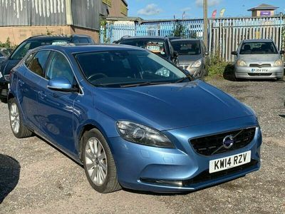 used Volvo V40 2.0TD SE Lux D3 (150bhp) 1984cc Geartronic