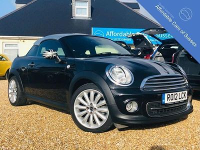 used Mini Cooper Coupé 1.6 2d 120 BHP