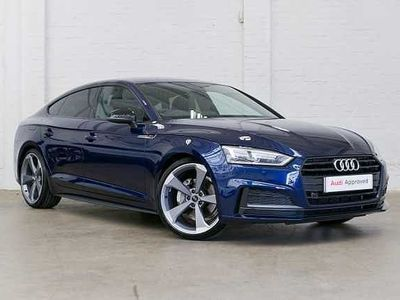used Audi A5 Sportback Black Edition 40 TDI 190 PS S tronic