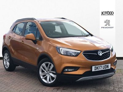 used Vauxhall Mokka 1.4T Active 5dr Manual
