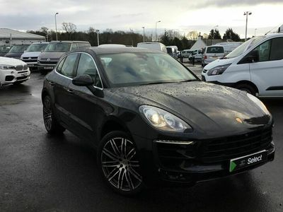 used Porsche Macan S Diesel 5dr PDK