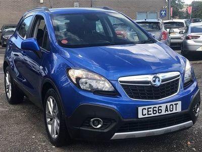 used Vauxhall Mokka 1.6i Exclusiv 5dr suv 2016