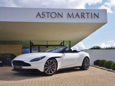 used Aston Martin DB11 Volante 2018