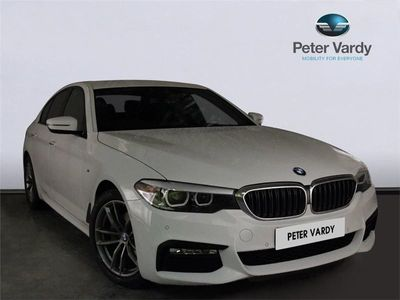 used BMW 520 5 SERIES d M Sport 4dr Auto 2.0