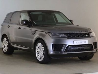 used Land Rover Range Rover Sport 3.0 SDV6 (306hp) Autobiography Dynamic Estate 2018