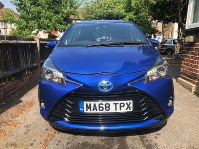 used Toyota Yaris 1.5 VVT-h Excel E-CVT (s/s) 5dr (15in Alloy)