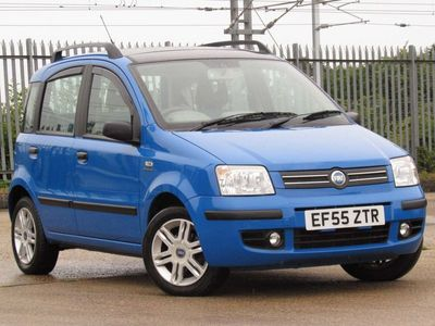 used Fiat Panda 1.3 MultiJet 16v Dynamic Hatchback 5dr Diesel Manual (114 g/km, 70 bhp)
