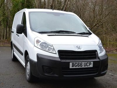 used Peugeot Expert 2.0 Hdi 1000 L1h1 Professional *os+ns Side Loading Doors, 3 Fron