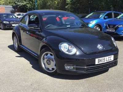 used VW Beetle 1.6 TDI BlueMotion Tech Design 3dr