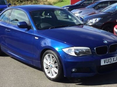 used BMW 120 Coupé 120d M Sport 2dr