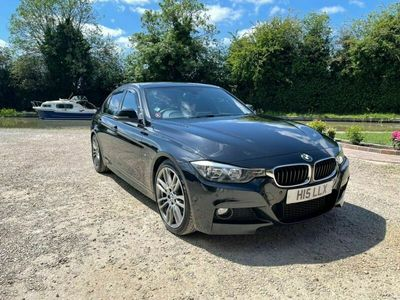 used BMW 330 3 Series 3.0 d M Sport Sport Auto (s/s) 4dr