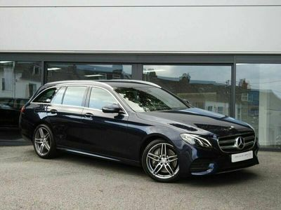 used Mercedes E350 E-Class 3.0dAMG Line (s/s) Estate 5d