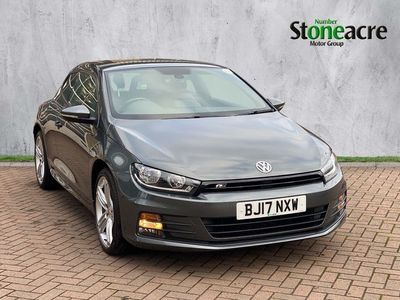 used VW Scirocco 2.0 TDi BlueMotion Tech R Line 3dr