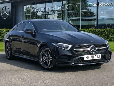used Mercedes CLS300 CLS-Classd AMG Line Coupe