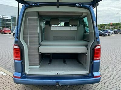 used VW California 2.0 TDI BlueMotion Tech Ocean 150 5dr DSG Estate 2018