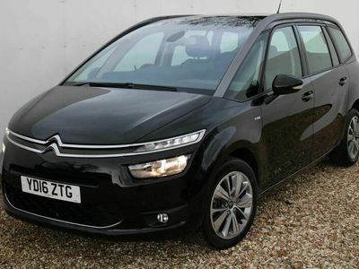 used Citroën Grand C4 Picasso 1.6 BlueHDi Exclusive EAT6 (s/s) 5dr