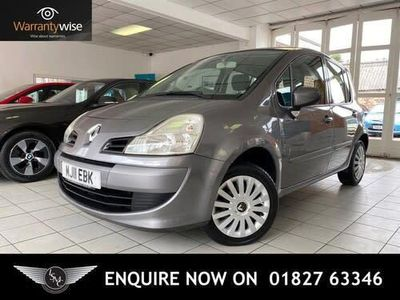 used Renault Grand Modus 1.5L FAP Expression