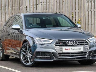 used Audi S3 S3 HATCHBACKTFSI Quattro 3dr S Tronic