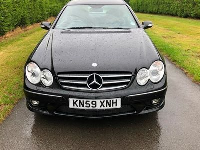 used Mercedes CLK280 Coupe Sport 2d Tip Auto