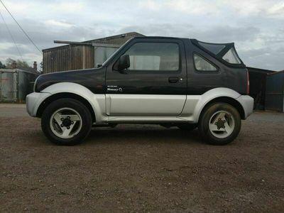 used Suzuki Jimny 1.3 O2 3dr