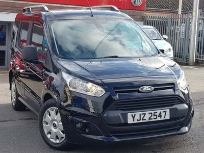 used Ford Tourneo Connect 1.5 Tdci 120 Zetec 5Dr
