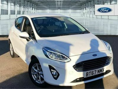 used Ford Fiesta 1.1 Zetec 5dr Manual