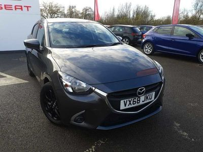 used Mazda 2 1.5 Black+ Edition 5Dr