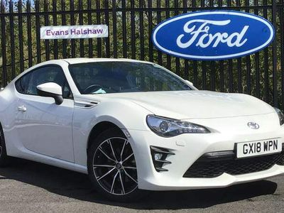 used Toyota GT86 2.0 D-4S Pro 2dr Auto [Nav]