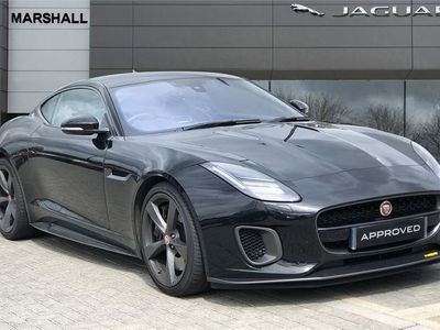 used Jaguar F-Type 3.0 Supercharged V6 400 Sport 2Dr Auto