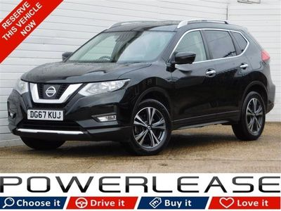 used Nissan X-Trail 1.6 DCI N-CONNECTA XTRONIC 5d 130 BHP