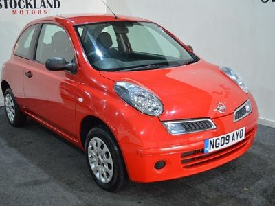 used Nissan Micra 1.2 Visia 3dr