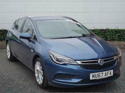 used Vauxhall Astra 1.4T 16V 125 Energy 5dr Hatchback