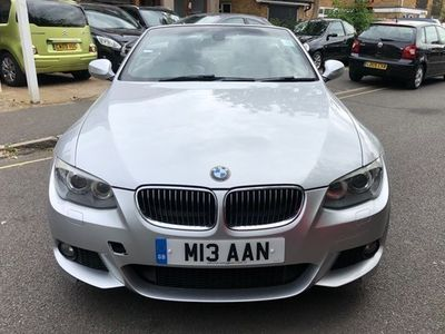 used BMW 325 3-Series Convertible i M Sport (2010) 2d Step Auto