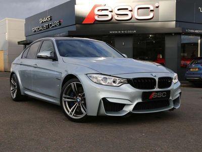 used BMW M3 3.0 BiTurbo s/s 4dr