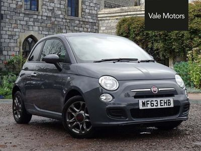used Fiat 500 1.2 S (s/s) 3dr
