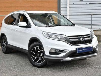 used Honda CR-V 2.0 i-VTEC SE Plus 5dr [Nav]